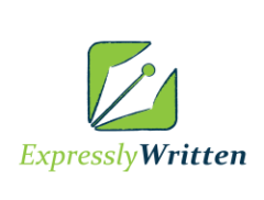 Expressly Written Logo