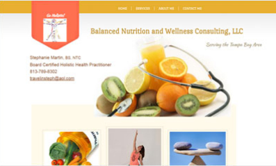 Balanced Nutrition and Wellness Consulting LLC.