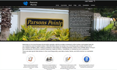 Parsons Pointe