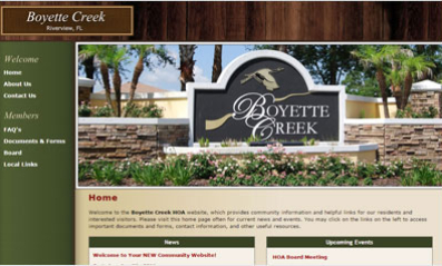 Boyette Greek Portfolio