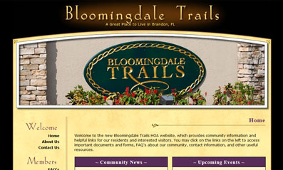 Bloomingdale Trails