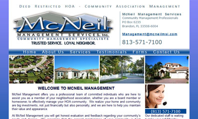 McNeil Management Services Inc.