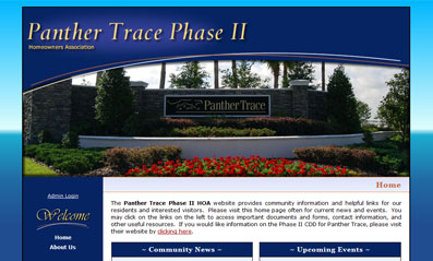 Panther Trace Phase II