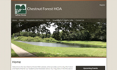 Chestnut Fores